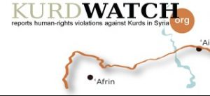 Header graphic Kurdwatch